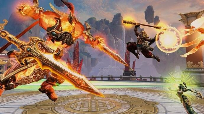 Smite confirmed for PS4 thisyear