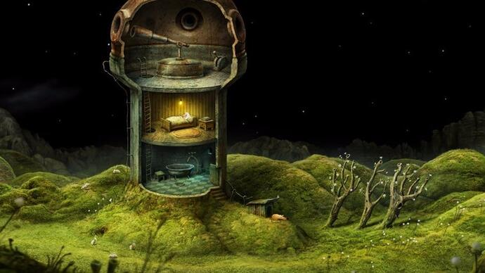 Samorost 3 release date set for March on PC and Mac