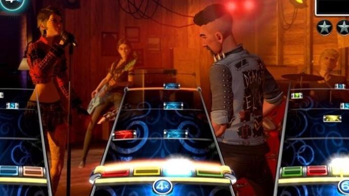 Harmonix launches Fig campaign for Rock Band 4 onPC