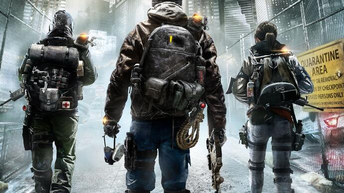 Tom Clancy's The Division - recensione