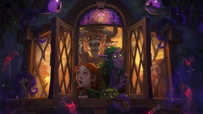 Hearthstone Whispers of the Old Gods expansion adds 134 new cards