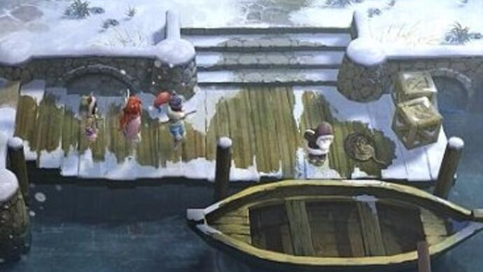 Square Enix's RPG I am Setsuna confirmed for western release thissummer