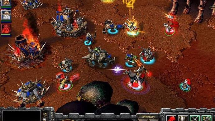 Now Warcraft 3 gets a new patch - four years after the last one