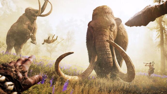 Far Cry Primal's latest patch lets you disable theHUD