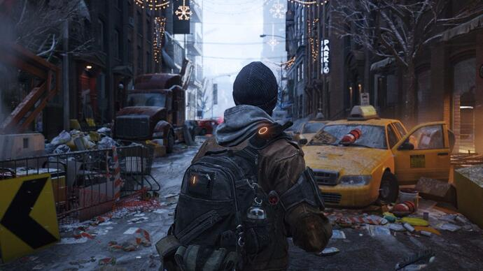 The Division review - New York, NewYork