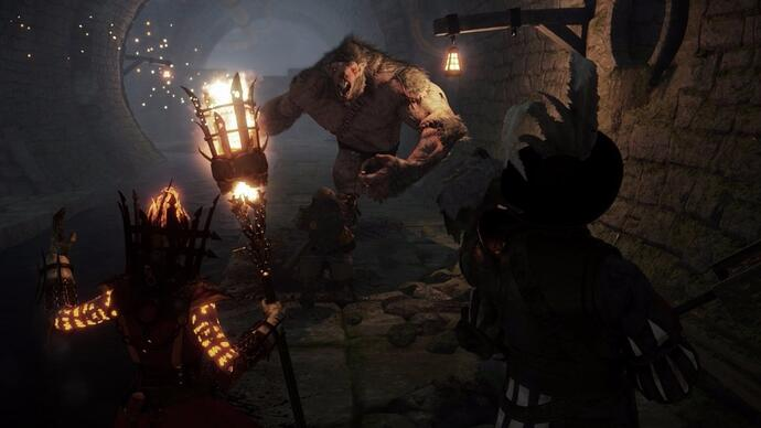 Watch: Five minutes of Vermintide Xbox Onegameplay