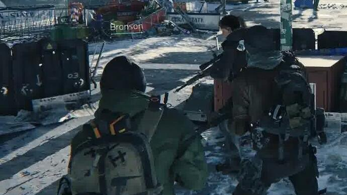 The Division's first big update looks to fix the DarkZone