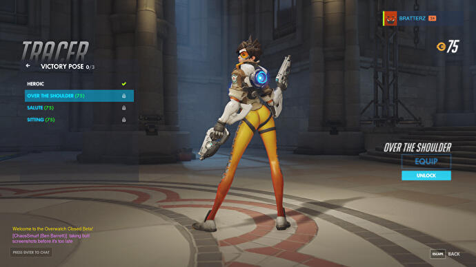 blizzard to remove overwatch pose accused of reducing tracer to