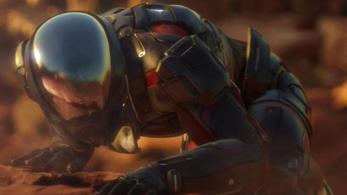 Divulgado gameplay de Mass Effect: Andromeda
