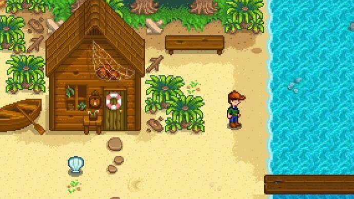 Stardew Valley update improves your marriagedialogue