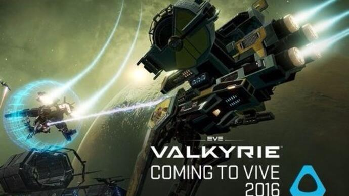 Eve: Valkyrie confirmed for Vive