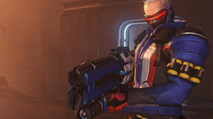 Blizzard pulls Overwatch hero after latest patch turns himinvisible