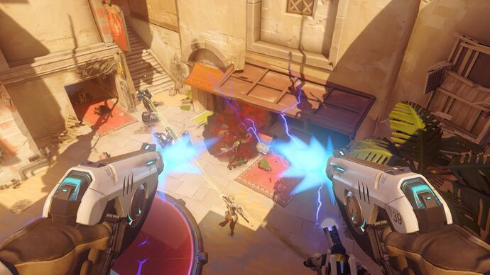 Overwatch beta adds new season-spanning Competitive Playmode