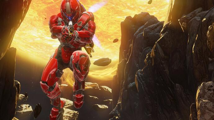Halo 5's beefy Ghosts of Meridian update goes live