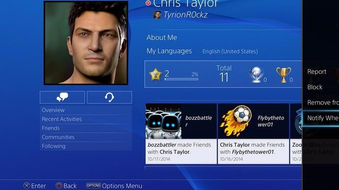 The latest PS4 update does some cool, unannouncedthings