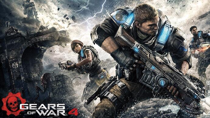 "Gears of War 4, ecco il trailer ""Tomorrow"""