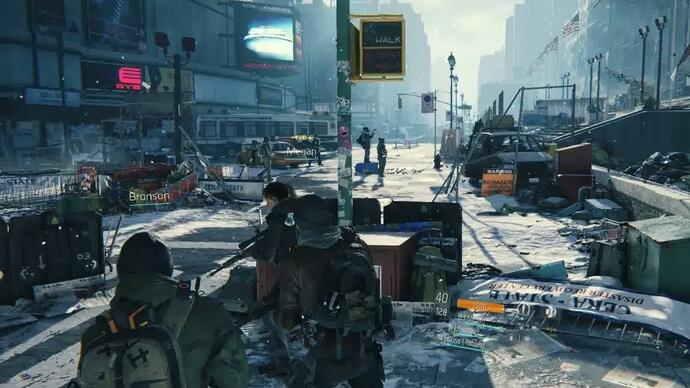 The Division patch 1.1 verwijdert XboxOne-personages