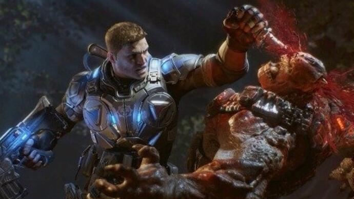 Gears of War 4, mostrate in video le mappe presenti nella beta