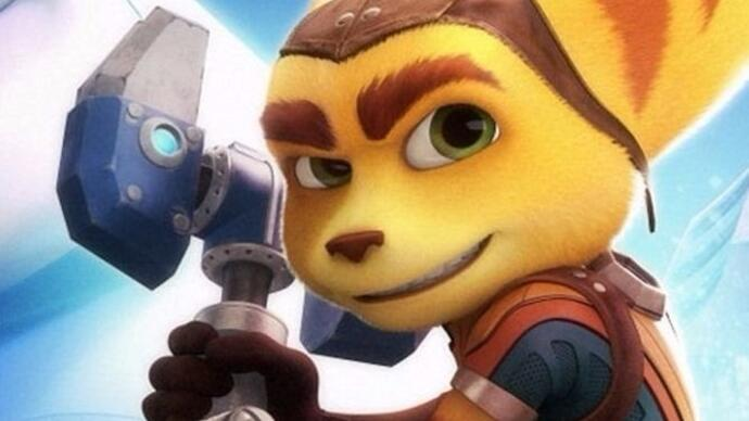 PS4 exclusive Ratchet  & Clank tops UK chart