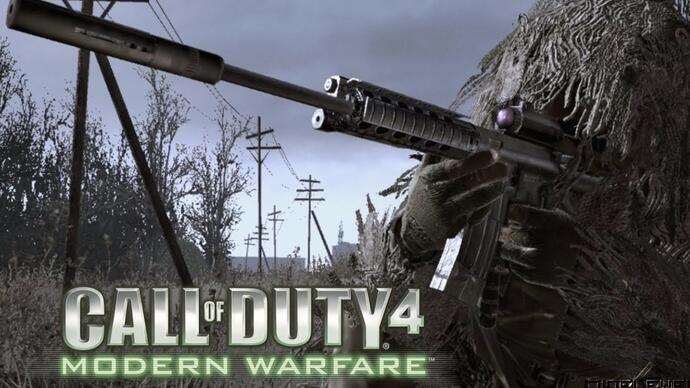 Gerucht: Call of Duty: Modern Warfare Remastered onthuld