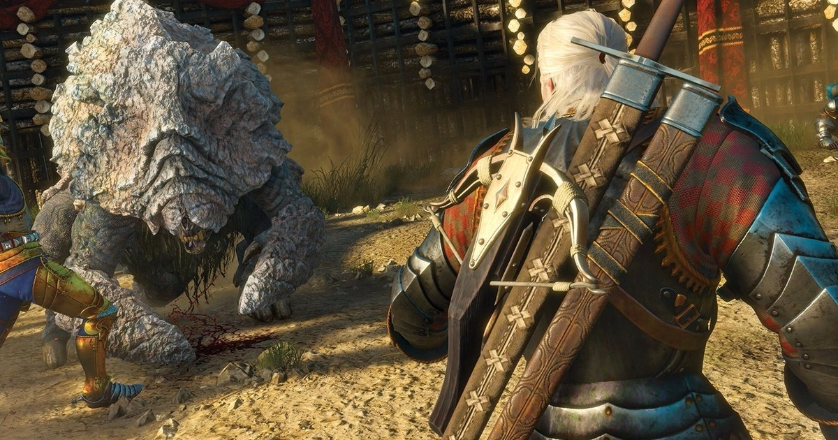 "Witcher 3: Blood and Wine is ""a graphics upgrade from the base game"""