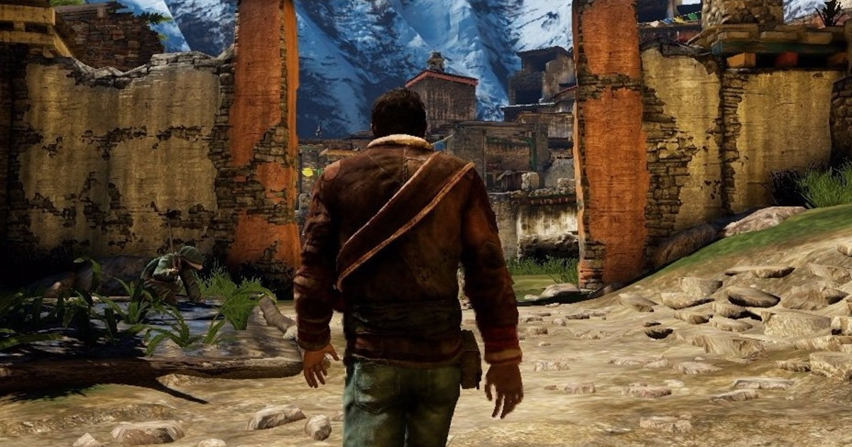 Combat Fatigues How Uncharted Is A Walking Simulator In