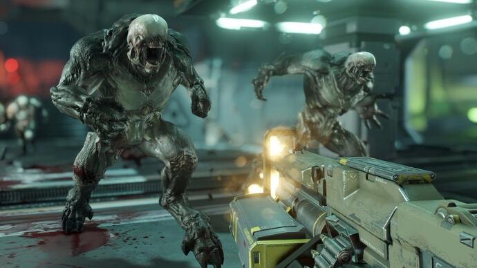 "DOOM: ecco il trailer ""Guns, Demons, Speed"""