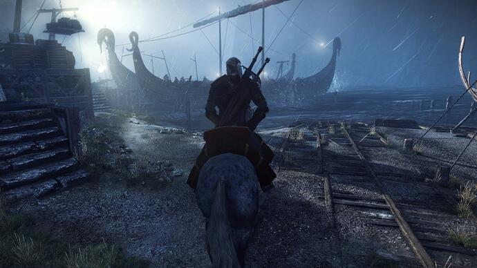 The Witcher 3 Blood and Wine, in video 20 minuti di gameplay