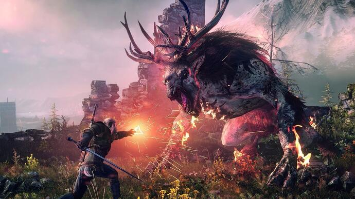 "The Witcher 3: Blood and Wine, nuovo trailer ""New Region"""