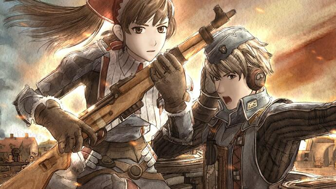 Face-Off: Valkyria Chronicles onPS4