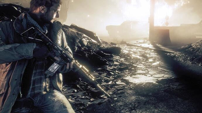 Face-Off: Homefront: TheRevolution