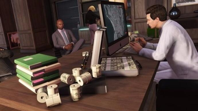Here's the trailer for GTA Online: Further Adventures in Finance andFelony