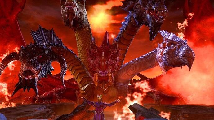 F2P MMO Neverwinter launches on PS4 this summer