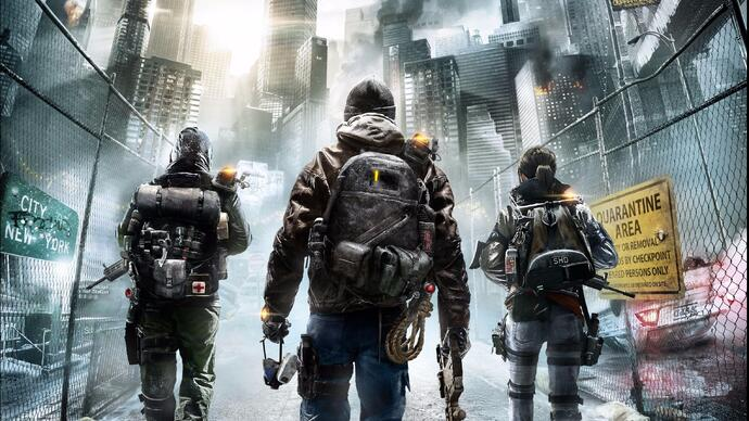 The Division offline vanwege fout inpatch