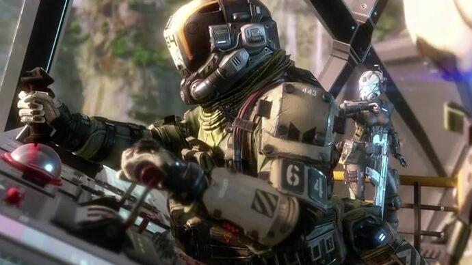 Here's the Titanfall 2 single-player and multiplayer gameplaytrailer