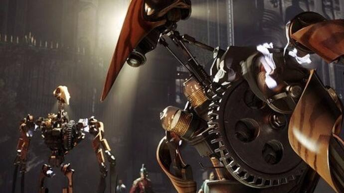 Dishonored 2's first gameplayrevealed
