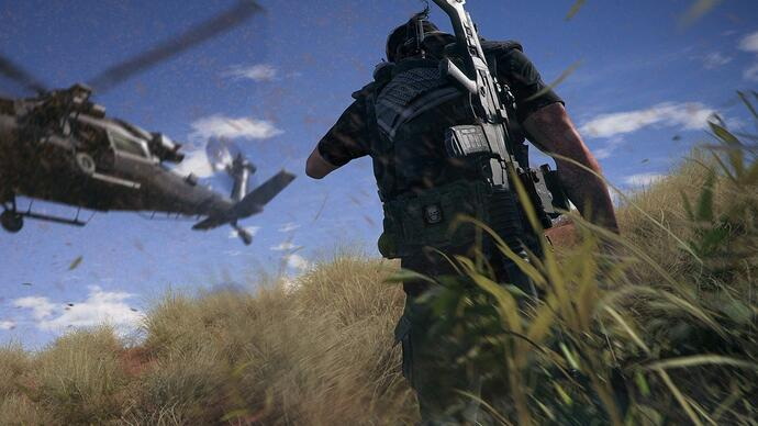 Ghost Recon Wildlands gameplay shows off open-world co-op