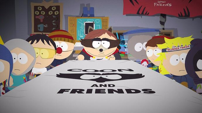 South Park The Fractured But Whole out this December - here'sgameplay