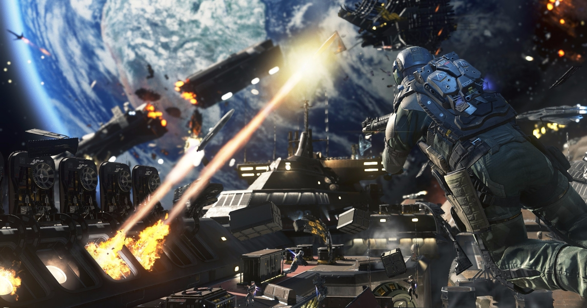 How The Call Of Duty Infinite Warfare Campaign Actually