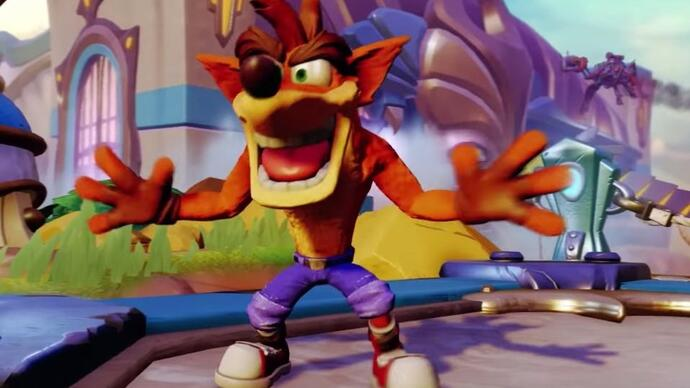 Crash Bandicoot 1, 2 and Warped are getting PS4 remasters