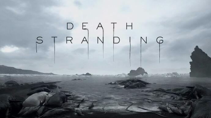 Sony and Hideo Kojima announce Death Stranding