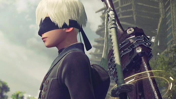 NieR: Automata gets an all new gameplay trailer for E3
