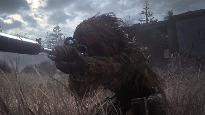 You can play the Call of Duty: Modern Warfare Remastered campaign early onPS4