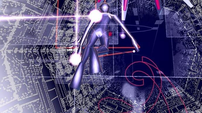 Rez Infinite is a PlayStation VR launch game