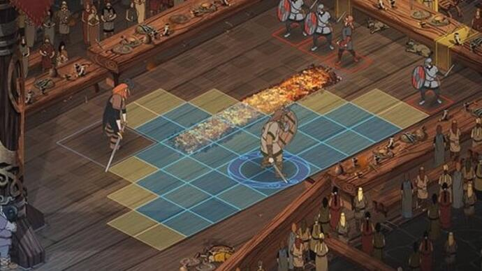 The Banner Saga 2 console versions to launch one month ahead ofschedule