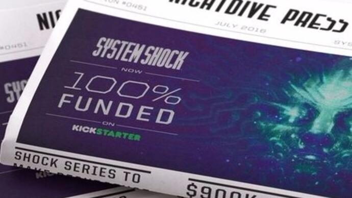 System Shock reboot launches Kickstarter campaign, offers freedemo