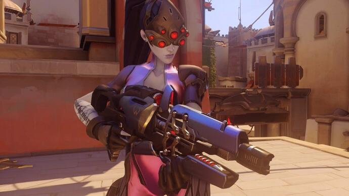 Overwatch Competitive Play is launching today onPC