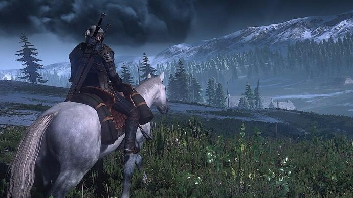 The Witcher 3: pubblicata la patch 1.23 su PS4