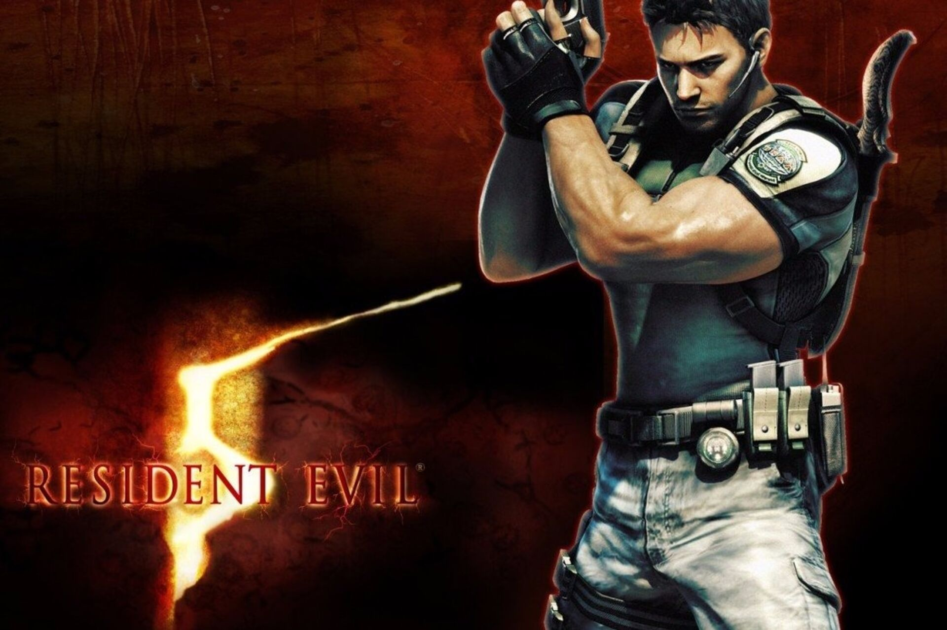 Things fall apart: Looking back at Resident Evil 5