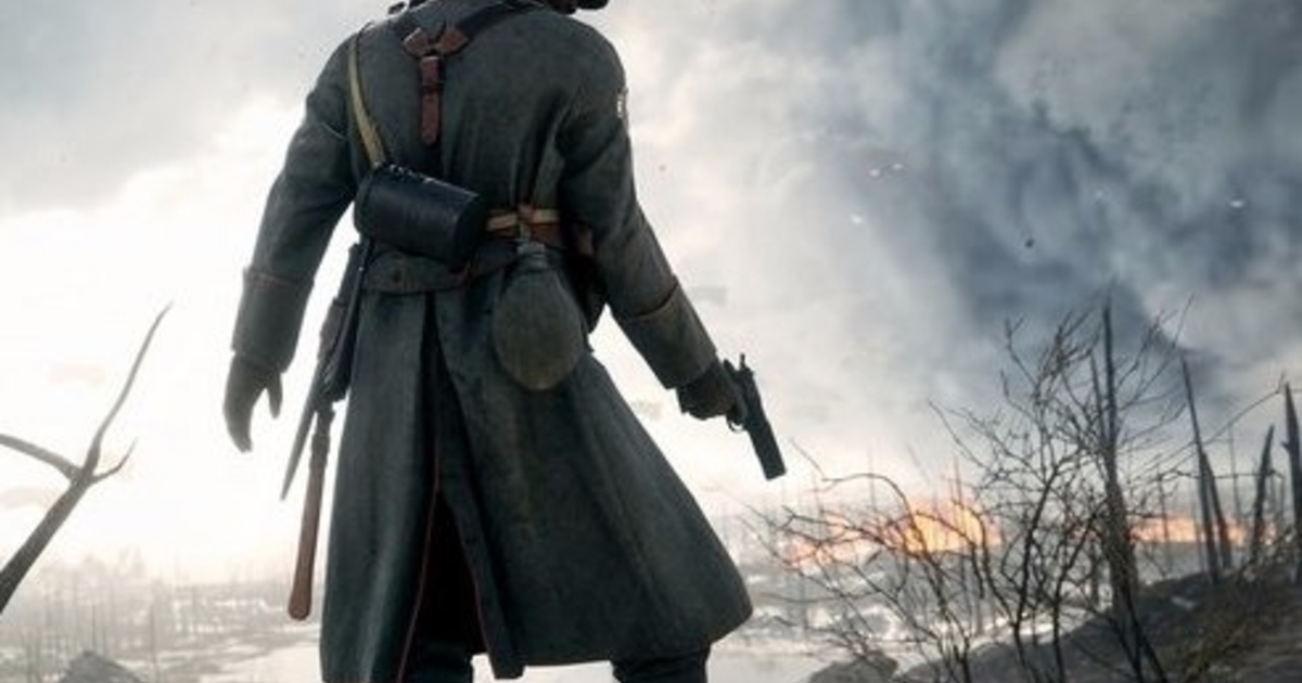 Battlefield 1 feels like a return to the past in more ways than one